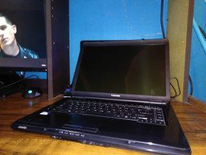 Toshiba Vista Laptop