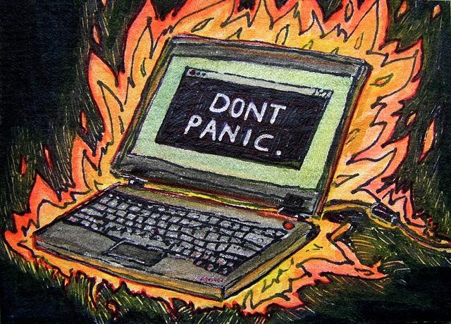 Overheating Computer