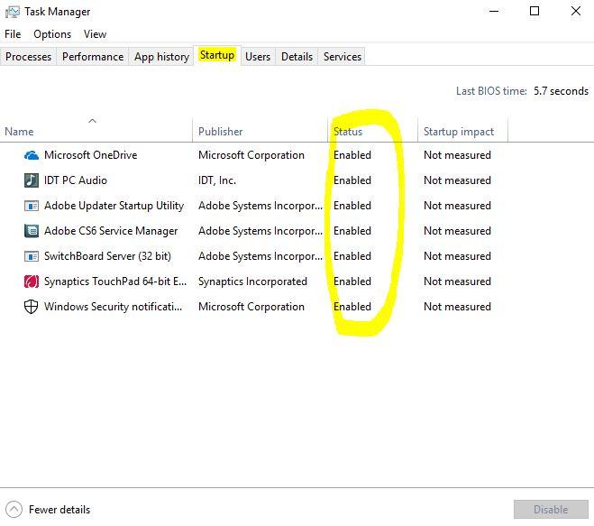 Slow Laptop Or Desktop ?